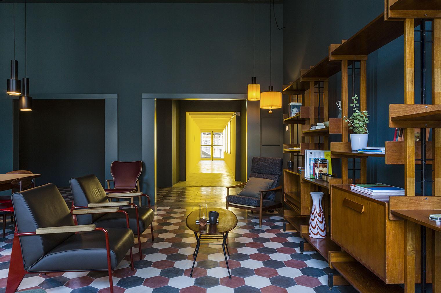 Hotel casabase en mil n hogar de art stas - Hotel hogar leioa ...