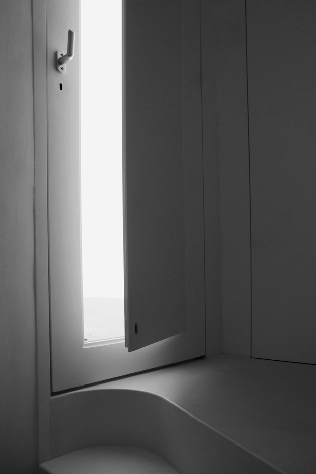 detalle ventana Casa em Alfama lisboa Matos Gameiro arquitectos diariodesign