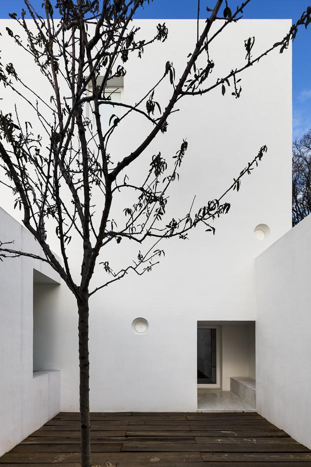 Casa em Alfama lisboa Matos Gameiro arquitectos diariodesign
