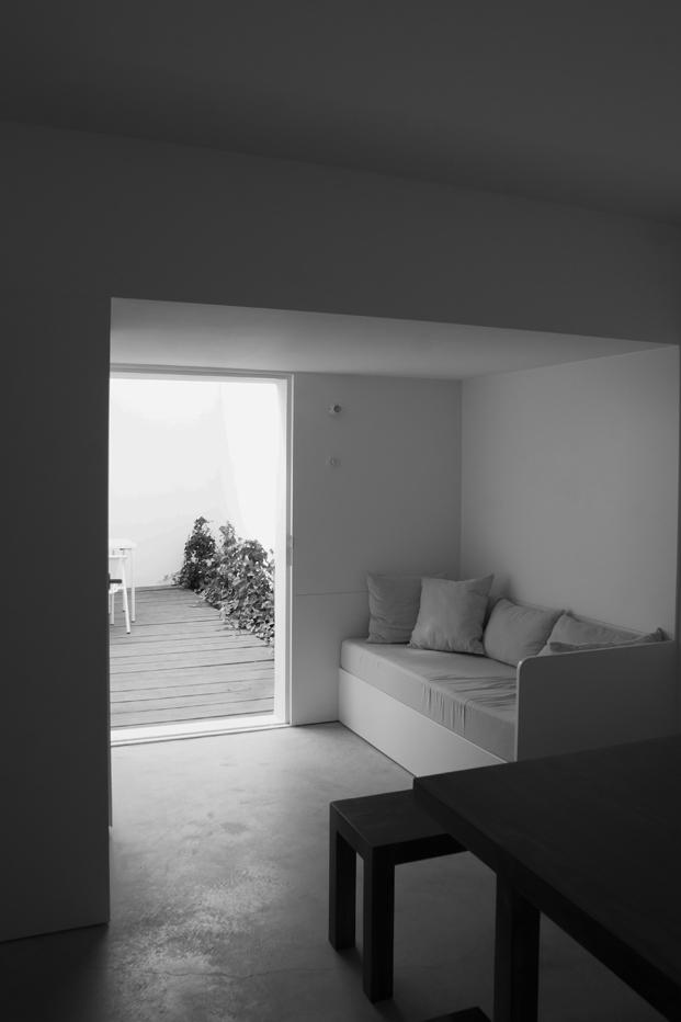 inteiro Casa em Alfama lisboa Matos Gameiro arquitectos diariodesign
