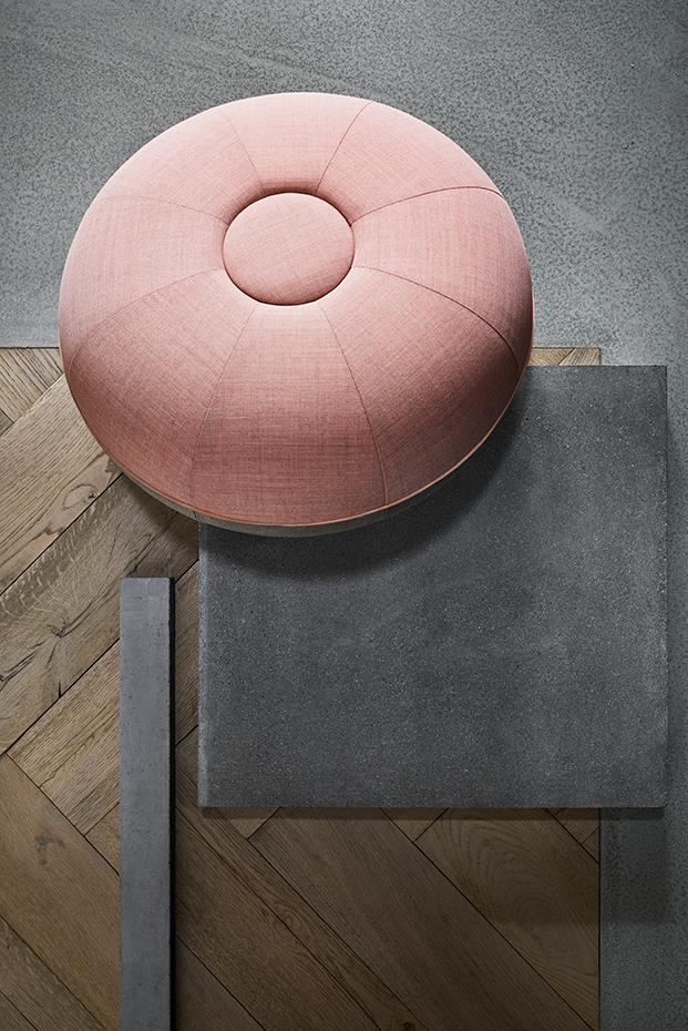 Pouf Sakura Kvadrat para FritzHansen colleccion Objects de accesorios nordicos diariodesign