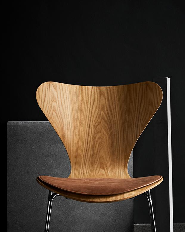 cojin para silla FritzHansen colleccion Objects de accesorios nordicos diariodesign