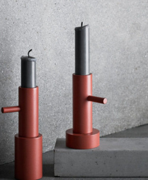 candelabros FritzHansen accesorios nordicos Objects diariodesign