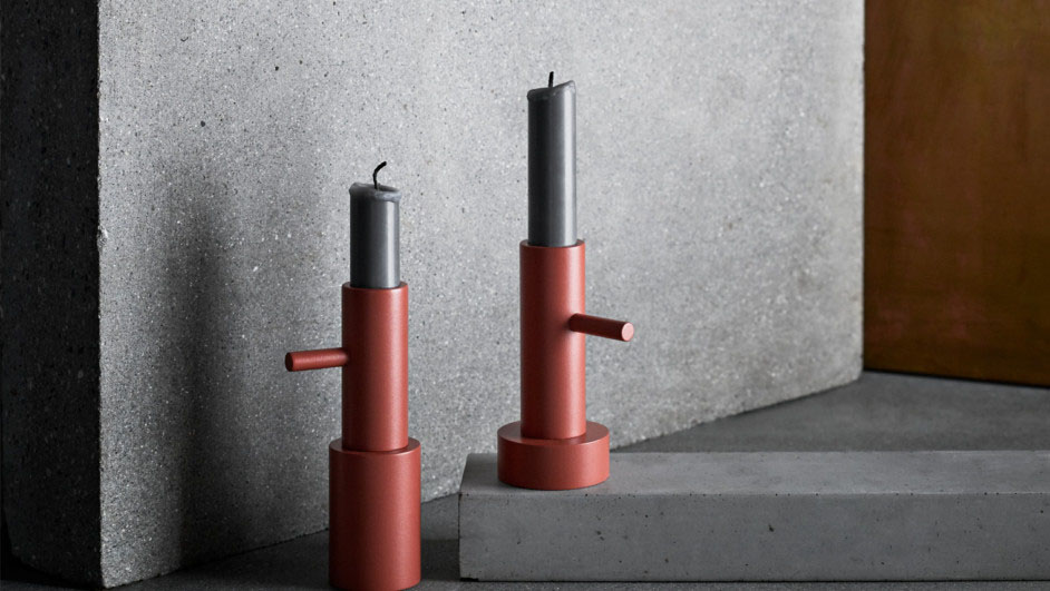 candelabros FritzHansen accesorios nordicos Objects diariodesign