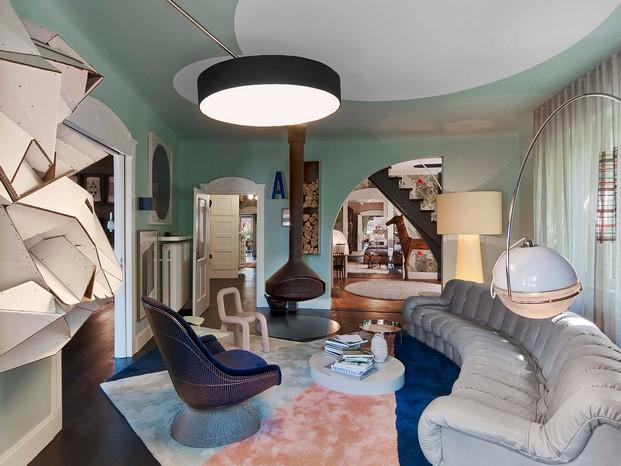 salon Casa en Stuttgart de Ippolito Fleitz tendencias interiorismo en diariodesign