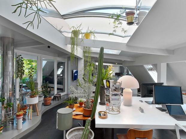 Casa en Stuttgart de Ippolito Fleitz tendencias interiorismo en diariodesign
