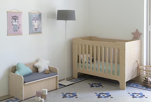 cuna muebles low cost online Naan furniture diariodesign