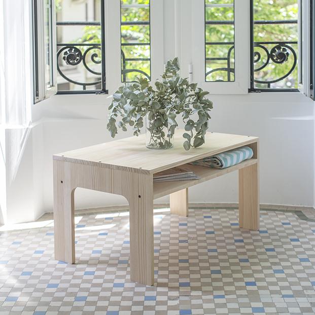 mesa tienda muebles low cost online Naan furniture diariodesign