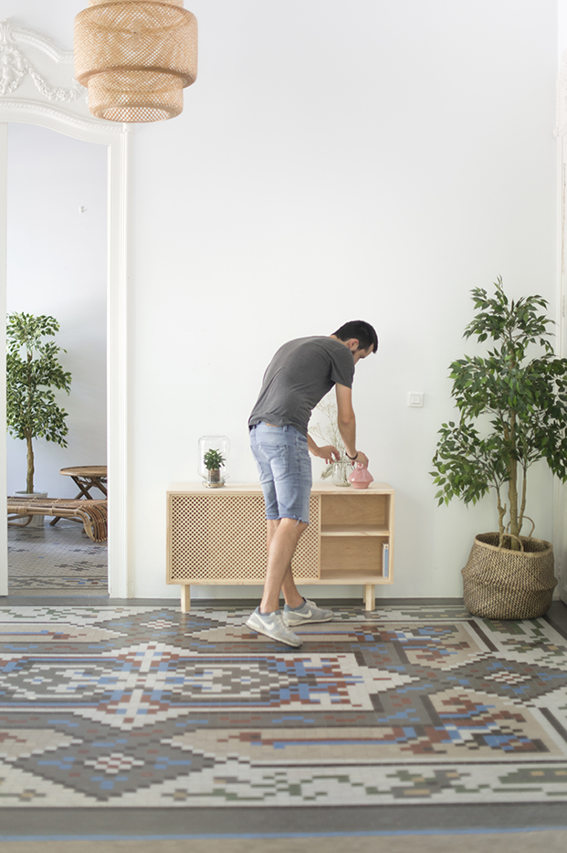 madera natural en muebles low cost online Naan furniture diariodesign