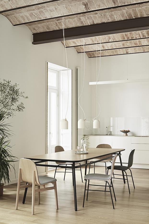 mesa de la coleccion de mobiliairo de hogar Omelette diariodesign