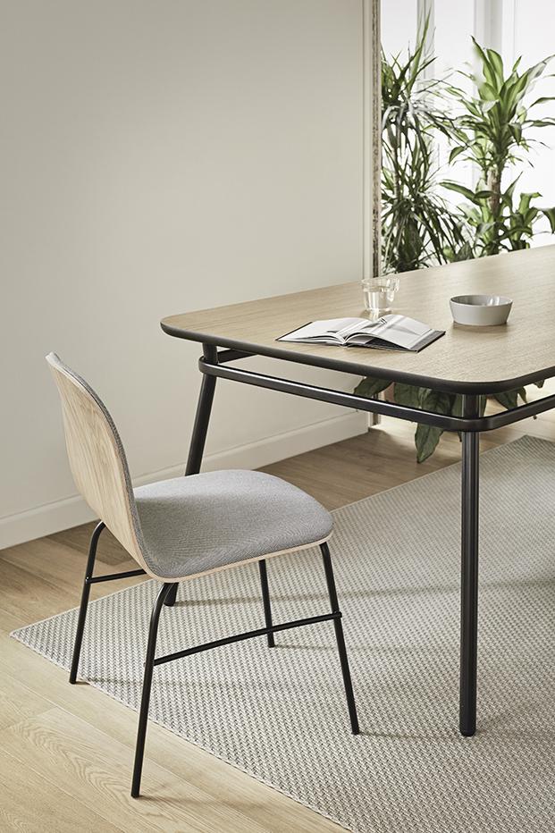 silla de trabajo coleccion de mobiliairo de hogar Omelette diariodesign