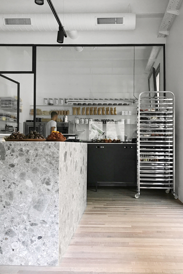 chok the chocolate kitchen chocolateria Plaza Virreina Barcelona diariodesign