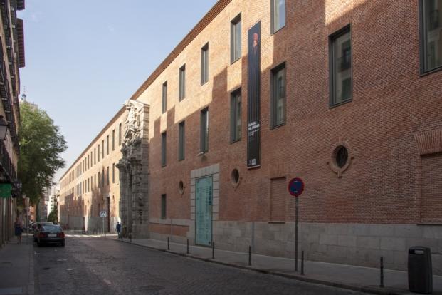 visitar Centro Cultural Conde Duque en la semana de arquitectura de madrid del coam