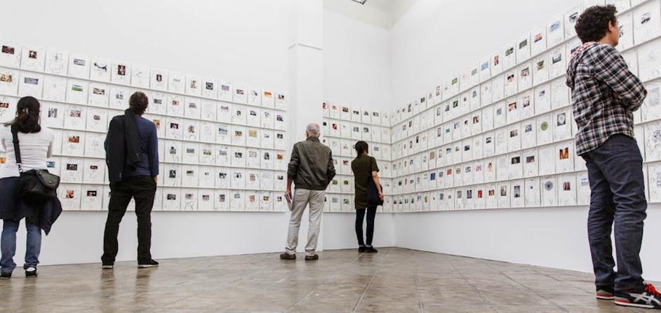 Barcelona gallery weekend diariodesign