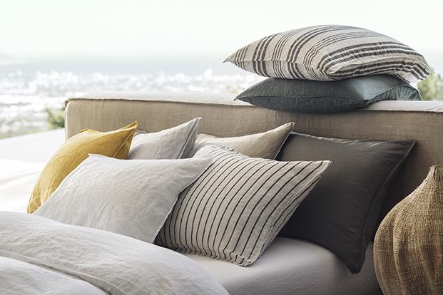 textiles hm home para el dormitorio diariodesign