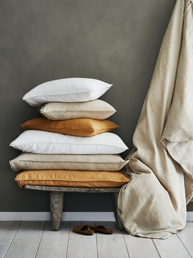 cojines textiles hm home diariodesign