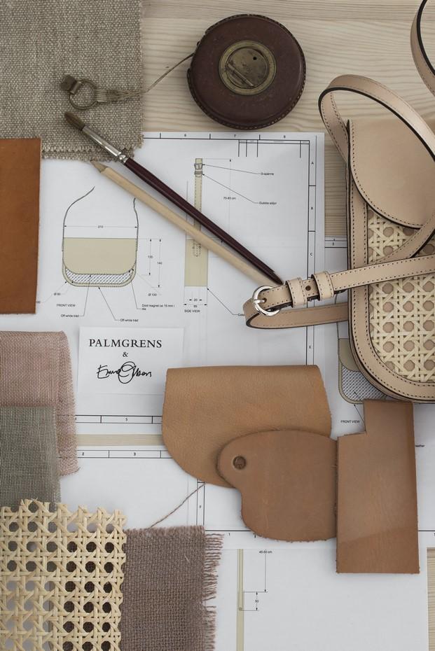 esbozos de bolso para palmgrens de emma olbers diariodesign
