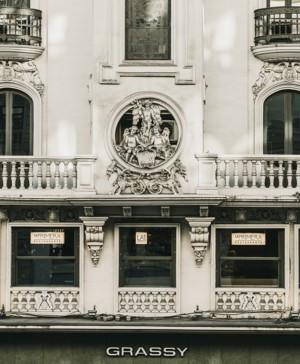 restaurante primera gran via arquitectura en madrid diariodesign