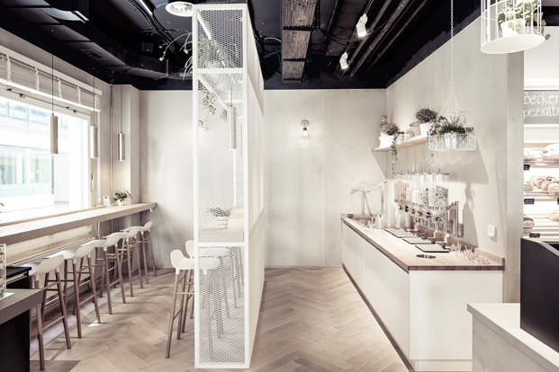 beckeria restaurante diseno de dyer smith frey en zurich diariodesign