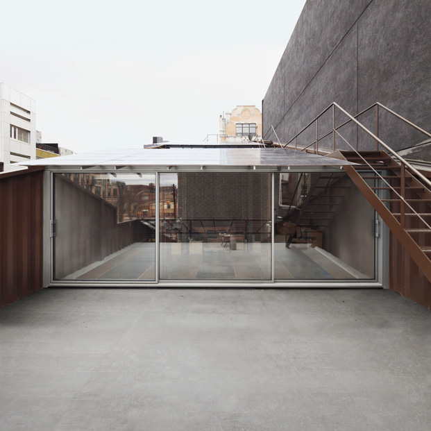 edificio carroll house en nueva york del estudio lot ek diariodesign