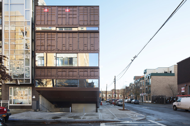 edificio carroll house en nueva york del estudio lot ek diariodesign