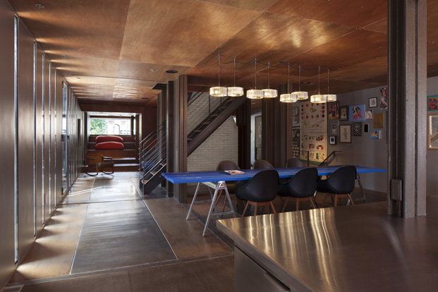 interior edificio carroll house en nueva york del estudio lot ek diariodesign
