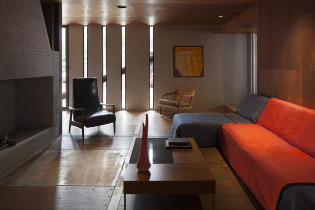 salon edificio carroll house en nueva york del estudio lot ek diariodesign