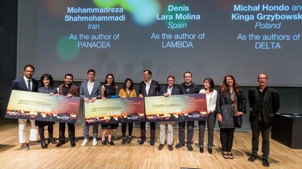 Todos los ganadores de los premios one day y Jumpthegap 2017