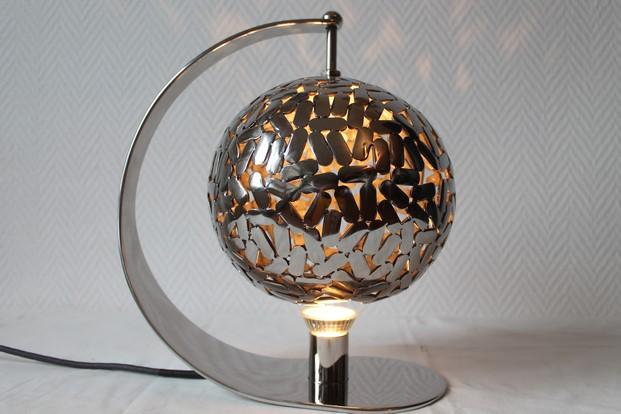 lampara en la galeria online adorno diariodesign