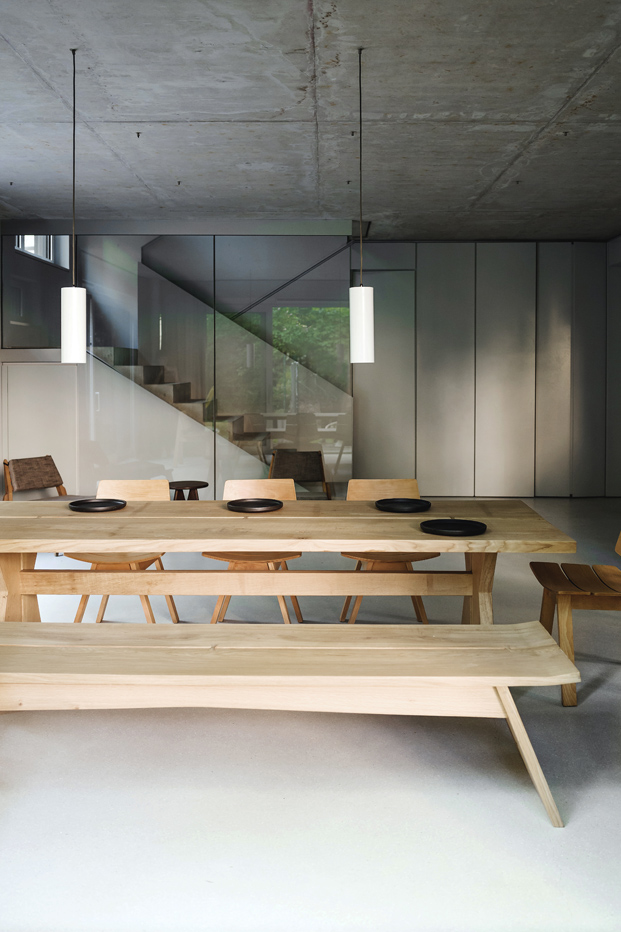 comedor de House on Prenzlauer Berg diseno en Berlin diariodesign