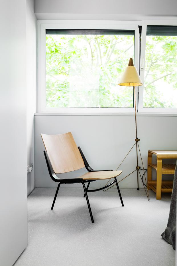 vintage mobiliario de House on Prenzlauer Berg diseno en Berlin diariodesign