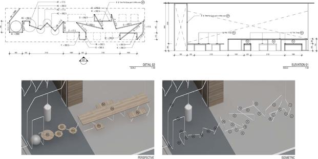 planos de una oficina en bangkok