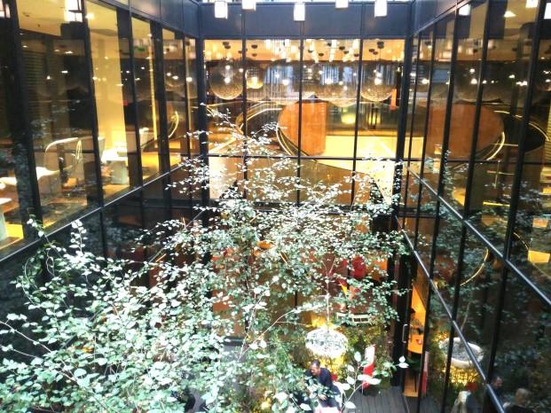 instalacion secret garden en london design diarioDESIGN