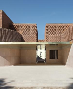 Museo Yves Saint Laurent Marrakech diariodesign