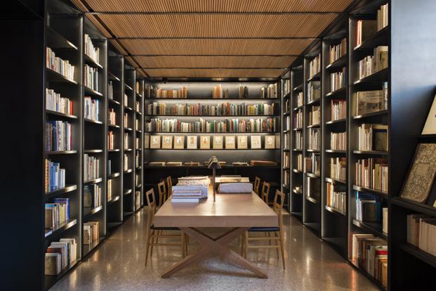 biblioteca museo yves Saint Laurent Marrakech diariodesig