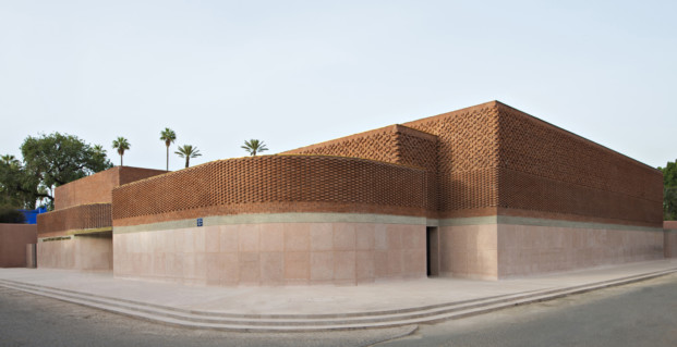 Museo Yves Saint Laurent Marrakech diariodesign
