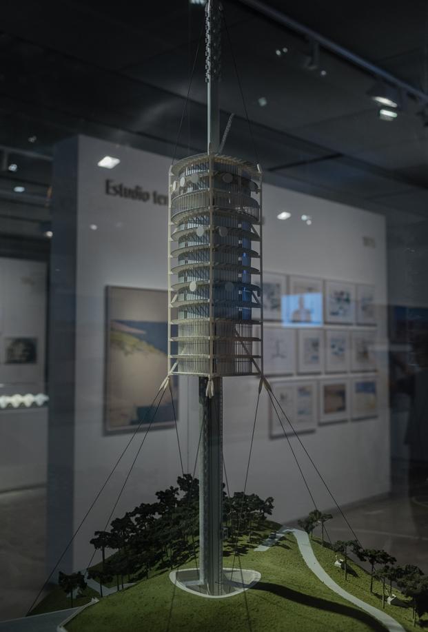 torre foster fundacion telefonica diariodesign