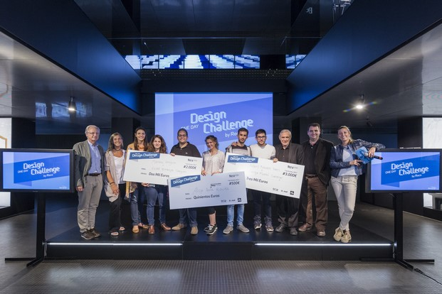 ganadores premios One day design challenge 2017 roca dariodesign