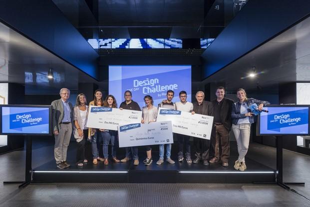ganadores premios One day design challenge 2017 roca dariodesign