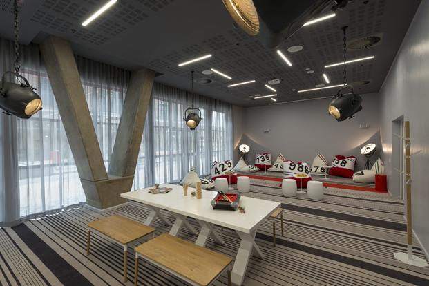 Radisson RED hotel millenial en ciudad del cabo diariodesign