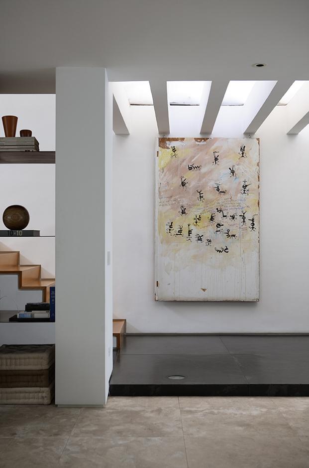 distribucion de una casa con patio residencia austria de simone mantovani arquitetura en sao paulo diariodesign