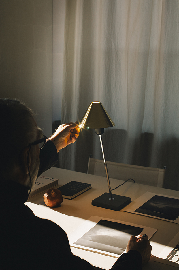 lampara gira en el resumen de la semana diariodesign