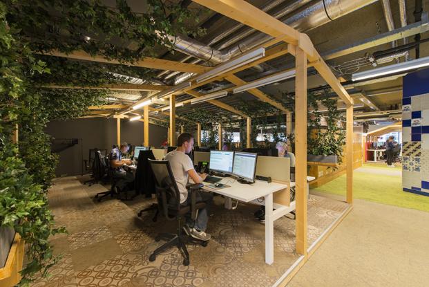 call center de VodafoneZiggo en Rotterdam diariodesign