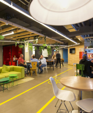 call center VodafoneZiggo Evolution Design Rotterdam diariodesign