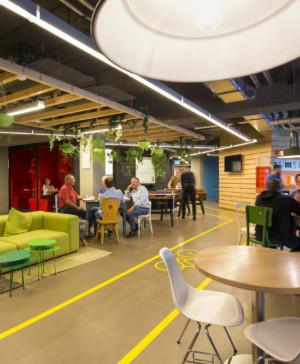 call center VodafoneZiggo Evolution Design Rotterdam diariodesign
