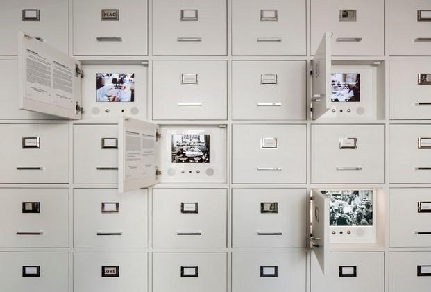 multimedia suite Beatles hotel lennon yoko ono paz diariodesign