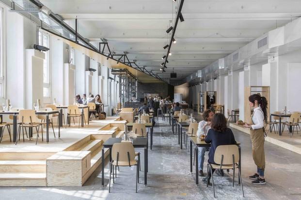 bar oasis en hotel casaBASE milan diariodesign