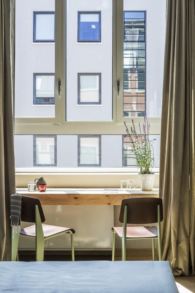 escritorio hotel casaBASE milan diariodesign