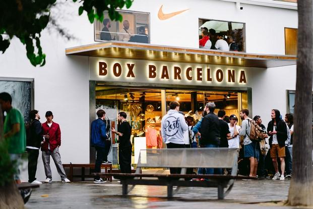 TheCreativeNet ona carbonell en Box barcelona interior diariodesign