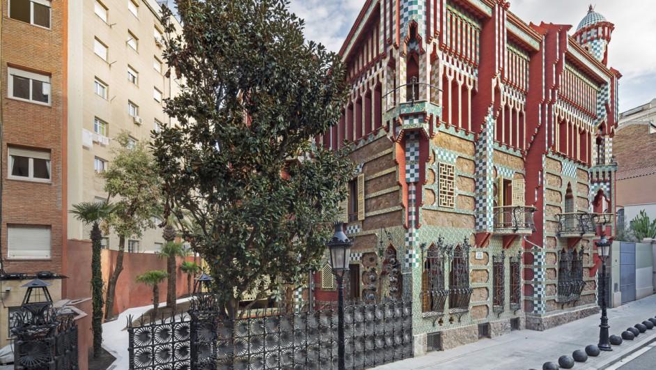 casa vicens del arquitecto gaudi diariodesign